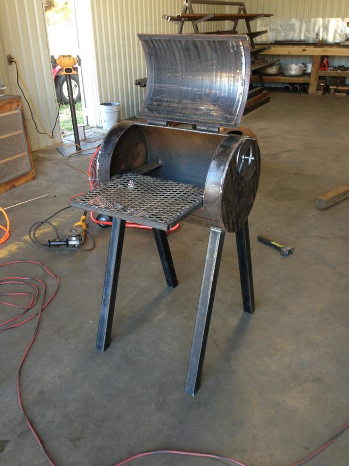 Custom Bbq Smokers Custom Bbq Pits Fire Pits Bbq Trailers